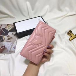 $enCountryForm.capitalKeyWord NZ - female purse wallet HIGH quality leather soft credit card holders wallets for women brand LOGO free shipping