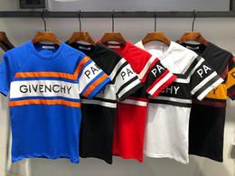 $enCountryForm.capitalKeyWord Australia - Summe Fashion Trend Man Short Sleeve T-shirt Round Collar Upper Clothes Korean Edition Slim Men's Wear 0617