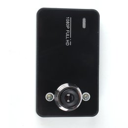Discount car camera driving video recorder - K6000 Car Driving Recorder Camera 1080P Night Vision Wide-Angle Cycle Video