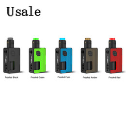 Ring se online shopping - Vandy Vape Pulse X BF Kit SE Special Edition with Pulse V2 RDA PEI Airflow Ring W Pulse X Squonk Box Mod ml Bottle Original