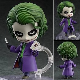 Wholesale 2019 new The Avengers SHF Clown JOKER The Flash model movable with box Toy Action Figure Model