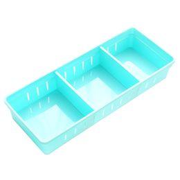 $enCountryForm.capitalKeyWord Australia - Adjustable New Drawer Organizer Home Kitchen Board Divider Makeup Storage Box Pencil Jewelry Organizer, Size L and