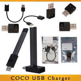 Pen Connection Australia - Longwire charger E Cigarette Magnetic Connection USB Charger For Juul COCO Portable SMOKING 220mAh Vape Pen Pod Kit DHL