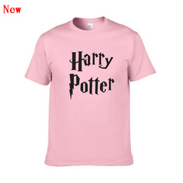 $enCountryForm.capitalKeyWord Australia - Hot Sale men t shirt harry potter hogwarts print shirts unique design harry potter costume cool magic school hogwarts t-shirt ZG1
