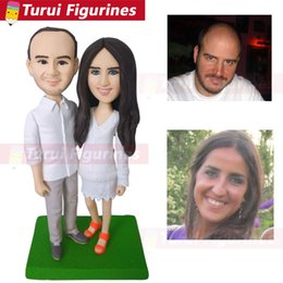 $enCountryForm.capitalKeyWord Australia - 3D Printed Personalized Action Me Figurines custom bobblehead people face figurines head to toe personalized doll sculptures