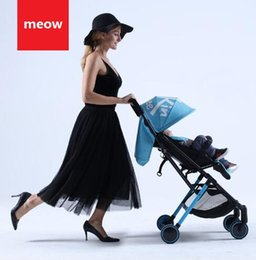 $enCountryForm.capitalKeyWord NZ - Baby stroller portable folding cart Portable pocket umbrella car for newborns Children's cart Baby Folding Cars