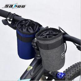 $enCountryForm.capitalKeyWord Australia - New shark tiger sahoo mountain bike insulated front pack 750ml polyester riding kettle bag