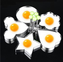 $enCountryForm.capitalKeyWord Canada - Stainless Steel Fried Egg Shaper Pancake Mould Mold Kitchen Cooking Tools Kitchen Fried Egg Shaper Ring Pancake Mould