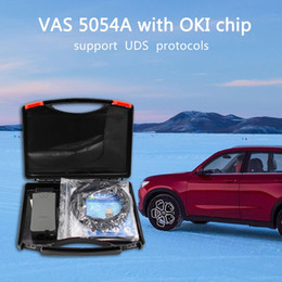 Vag bmw online shopping - 100 Original OKI VAS A ODIS V4 Bluetooth AMB2300 VAS WIFI VAS5054A Full Chip V3 UDS For VAG Diagnostic tool