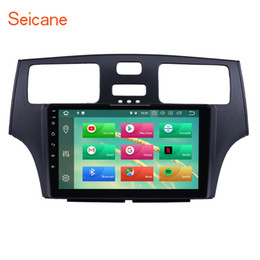 Discount android car control - car dvd Seicane Android 8.1 8.0 Car Radio for 2001 2002 2003 2004 2005 Lexus 9 Inch GPS Navigation Multimedia Steering W