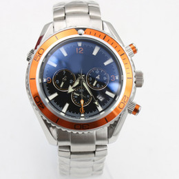 Discount smallest watch - Royal limit watch men 42mm Automatic machinery watch no battery Small dial work speed watches Master movement watch 105