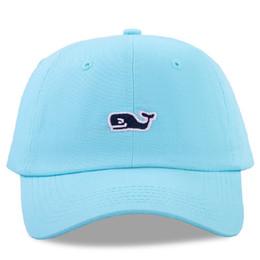d3fefc1643cb8 Whale hat online shopping - Cartoon Whale Enbroidery Baseball Cap Adult  Bone SnapbackHat for Women Men