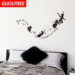$enCountryForm.capitalKeyWord Australia - Decorate Home second star cartoon art wall sticker decoration Decals mural painting Removable Decor Wallpaper G-1982