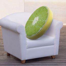 $enCountryForm.capitalKeyWord NZ - Summer Fruit PP Cotton Office Chair Back Cushion Creative 3D Sofa Throw Pillow New 33cm 40cm
