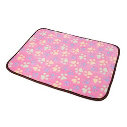 $enCountryForm.capitalKeyWord Australia - PINK|Pet Dog Mat,Pet Dog Cooling Mat,Cat Puppy Chilly Ice Cooler Summer Sleeping Bed,Dogs Cushion Crate Mat Pillow Beds