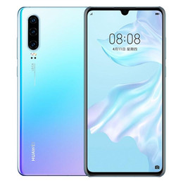 Wholesale new Original Huawei P30 Mobile Phone inch GB RAM GB ROM Support NM memory card OTG Dual SIM Card Smartphone