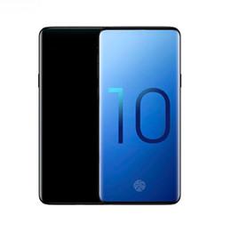 Goophone 10plus MTK6580 четырехъядерный процессор 1G RAM 8G ROM Полноэкранный 6,3-дюймовый мобильный телефон Показать 4G LTE Android7.0 разблокированный телефон