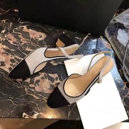 $enCountryForm.capitalKeyWord Australia - Elegant Studs red bottom Wedges Sandals For Womens Lady High Heels Luxury Designer Walking Ankle Strap Women Shoes mf190520