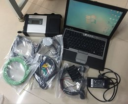 Mb Star Testers NZ - mb star c5 diagnose scanner with laptop d630 ram 4g hdd 320gb software 2019.03 windows 7 ready to use