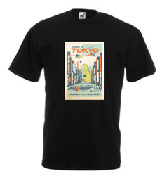 $enCountryForm.capitalKeyWord Australia - VINTAGE TRAVEL Tokyo T-shirt-Retro Prints -Home-Holiday