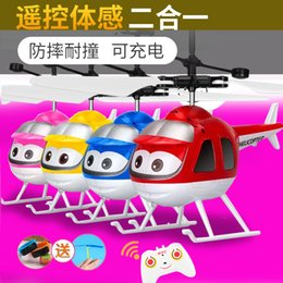 flying fairies toys NZ - Sensing Aircraft Toy Gesture Floating Children Sensing Flying Fairy Charging Remote Control Aircraft Helicopter