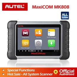 $enCountryForm.capitalKeyWord Canada - Autel MaxiCOM MK808 Diagnostic tool MX808 Exclusive Agent Autel for MK808 100% Original Oil  EPB SAS BMS Reset Auto diagnostic