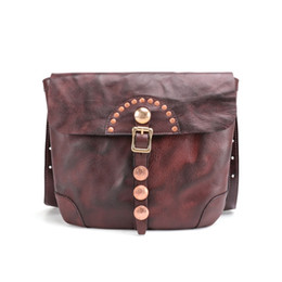 $enCountryForm.capitalKeyWord Australia - JOYIR Vintage Messenger Bag Men's Shoulder Bag Genuine Leather Strap Small Casual Flap Women Man Crossbody Bags For Unisex