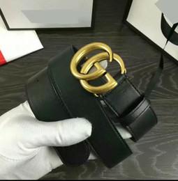 $enCountryForm.capitalKeyWord NZ - Italy luxury designer fashion Big buckle Genuine leather belt with box brand fashion strap belts for mens womens Jeans mans waistband