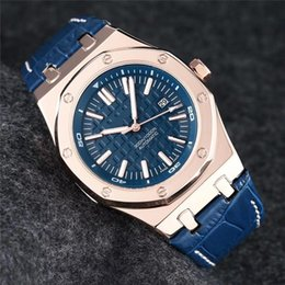 Digital watches mens orange online shopping - 12 styles man luxury watch mens designer watches silver gold black case automatic watch mechanical movement wristwatches montre de luxe