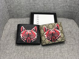 Ostrich bags online shopping - 451268 latest printed short clip wallet WOMEN WALLET CHAIN WALLETS PURSEWomen Handbag Shoulder Totes Mini Bag Clutches Exotics