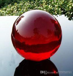 $enCountryForm.capitalKeyWord Australia - Asian Rare Natural Quartz red Magic Crystal Healing Ball Sphere 90mm+Stand