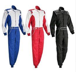 Chinese  Professional F1 Karting Jacket Suit Waterproof Car Motorcycle Motocross Racing Club Exercise Clothing Overalls Suit Men Women manufacturers