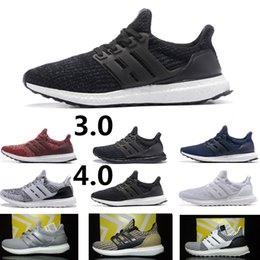 Discount Ultra Boost Triple Black Uncaged Ultra Boost