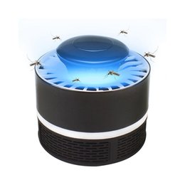 Killing Light Australia - USB Mosquito Killer Light 5W USB Smart Optically Controlled Insect Killing Lamp for Pregnant Women and Babies