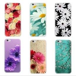 $enCountryForm.capitalKeyWord NZ - luxury flower plant colorful Phone Cases For iphone 8plus 8p Cases Clear soft tpu phone Cover for iphone 7plus 7p capa
