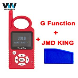 Function Connectors Australia - Handy Baby V9.0.3 CBAY Hand-held Car Key Copy for 4D 46 48 Chips Key Programmer+G Chip Copy Function Authorization+JMD King Chip