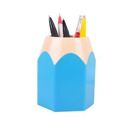 $enCountryForm.capitalKeyWord UK - New Hot Lovely Good Quality Makeup Brush Vase Pencil Pot Pen Holder Stationery Storage Dropshipping