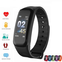 $enCountryForm.capitalKeyWord Australia - m3 Smart watch wome Color Screen Waterproof Wristband Heart Rate Pressure for Android IOS Measurement Fitness Tracker watch men