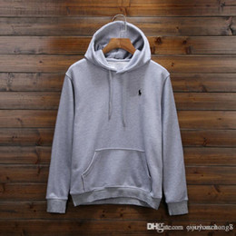 Polo Hoodies 3xl Australia - Free shipping 2018 new Hot sale Mens POLO Hoodies and Sweatshirts autumn winter casual with a hood sport jacket men's hoodies