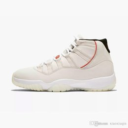 Snakeskin Shoes For Sale NZ - 11s basketball shoes for sale j11 Olive Orange White Platinum Wolf Grey Snakeskin kids Jumpman 11 XI sneakers boots with box