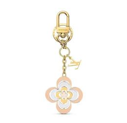 $enCountryForm.capitalKeyWord Australia - Flowers 2019 M63085 Blooming New Bb Keychain Holders Bracelets Chromatic Bag Charm And Key Holder Scarves Belts