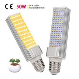 Full spectrum white led online shopping - LED Grow Light for Indoor Plants W Sunlike Full Spectrum Grow Lamp LED Grow Lamp for Indoor Garden Seedling Growing