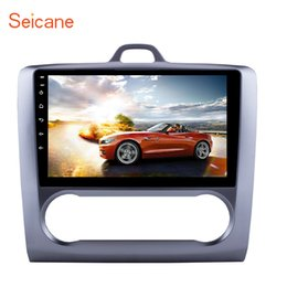 "ford android stereo 2019 - Seicane Android 7.1  8.1 9"" Car Radio For 2004-2011 Ford Focus Exi AT 2DIN Stereo GPS Navigation Bluetooth Multimed"