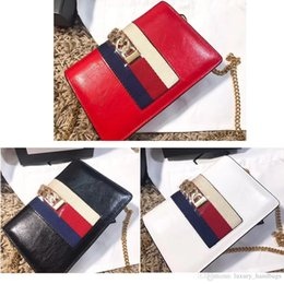 Genuine Leather Crossbody Handbags Wholesale Australia - Sylvie bag Designer Handbags high quality Luxury Handbags Famous Brands handbag Crossbody bag Fashion Vintage Genuine leather Shoulder Bags