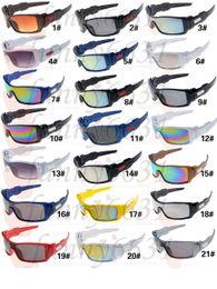 wind sunglasses 2019 - 10pcs brand new men outdoors sunglasses sports spectacles women glasses Cycling Sports wind PILOT Sun Glasses 21color fr