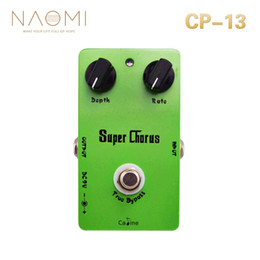 Caline Pedals Australia - NAOMI Caline CP-13 Vintage Analog Chrous Guitar Effects Pedal Chorus Guitarra Stompbox Fruity & Sweet True Bypass