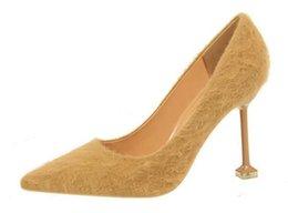 $enCountryForm.capitalKeyWord UK - Dress Sexy Ladies Autumn Woman Pumps Chaussure Femme Women Shoes Sapato Feminino Thin High Heels Zapatos Mujer Wedding Female P170480