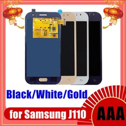 SamSung galaxy ace diSplay online shopping - J110 TFT For Samsung Galaxy J1 Ace J111 LCD Display Touch Screen Digitizer Assembly for J1 Ace Duos Can Adjust Brightness