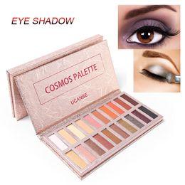 $enCountryForm.capitalKeyWord UK - UCANBE 20 Colors Shimmer Matte Eyeshadow Palette Radiant Makeup Smokey Warm Pigment Long Lasting Shadow Powder Natural Sexy Best Eye Makeup