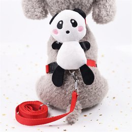 $enCountryForm.capitalKeyWord Australia - Pet Leash Rope Angel Chest Back Rope Wings Cartoon Doll New Dog Traction Cat Traction Type Leash For Small Dogs Backpack